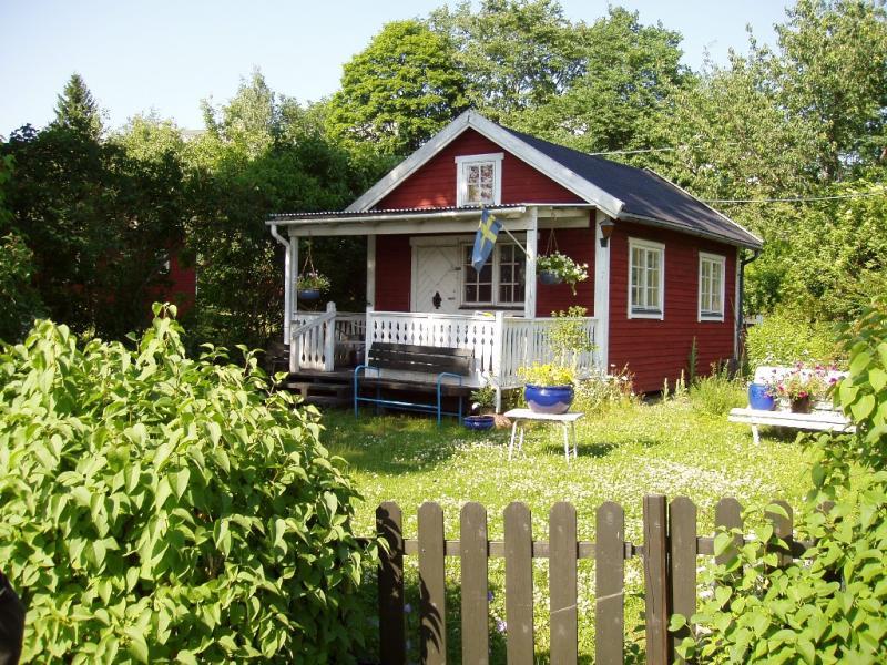 Casa sueca típica