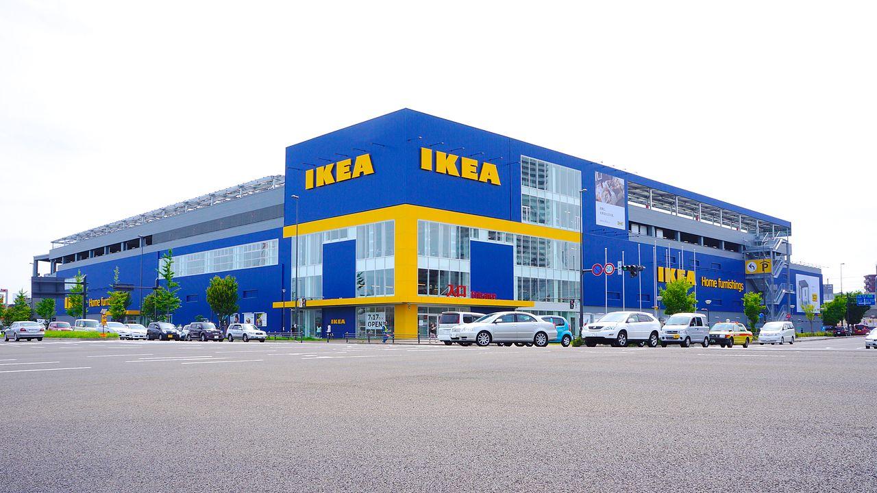 Tienda IKEA en Japón