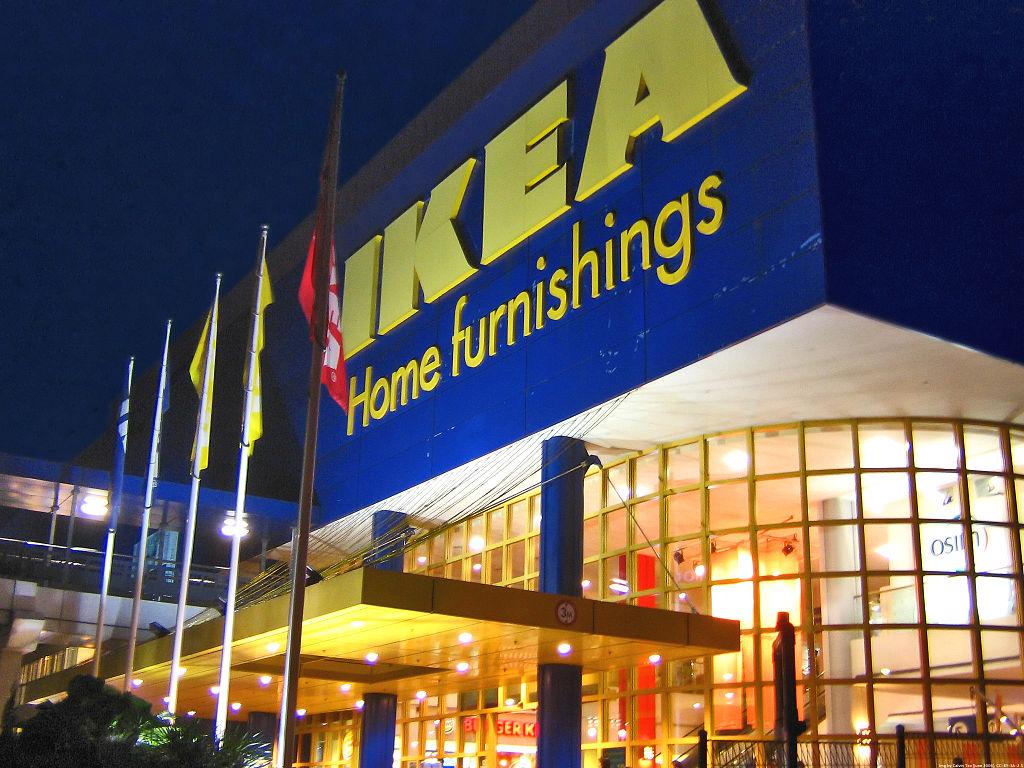 Tienda IKEA en Singapur