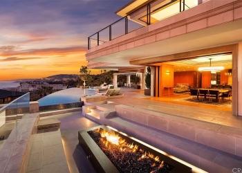 Esta increíble mansión de lujo recien construida en Dana Point, California está a la venta por $26,9 millones