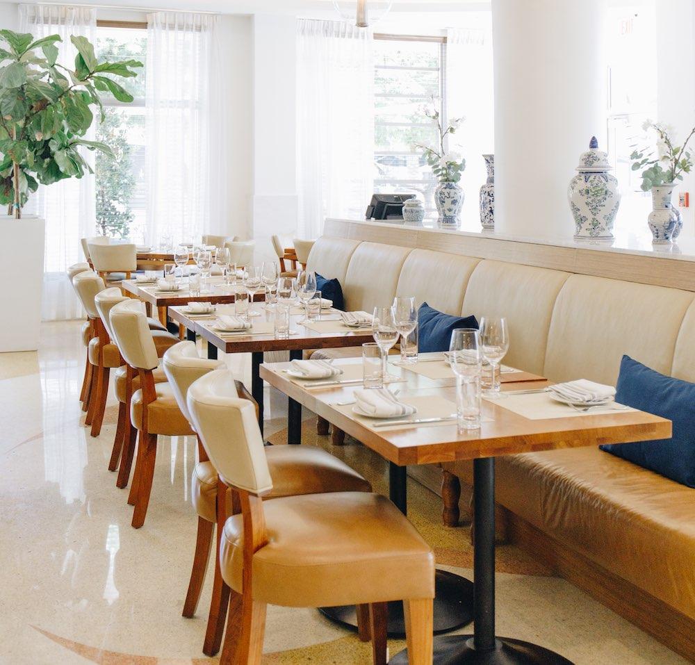 Restaurante Italiano: Fi'lia South Beach
