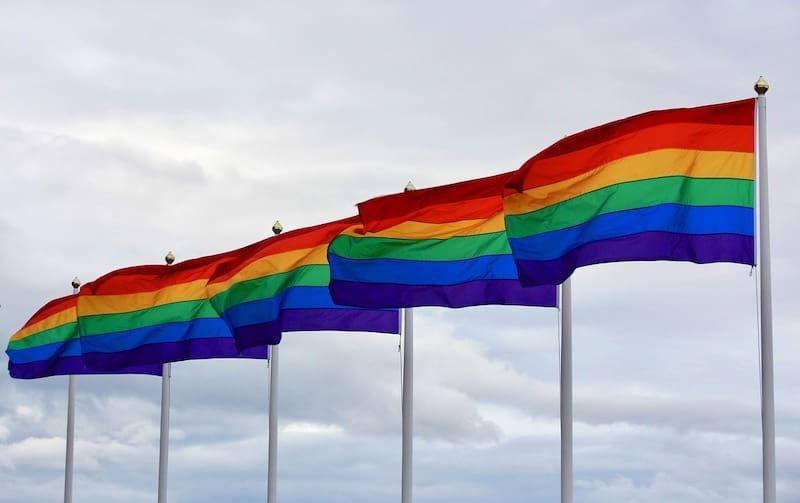 Bandera LGBTQIA