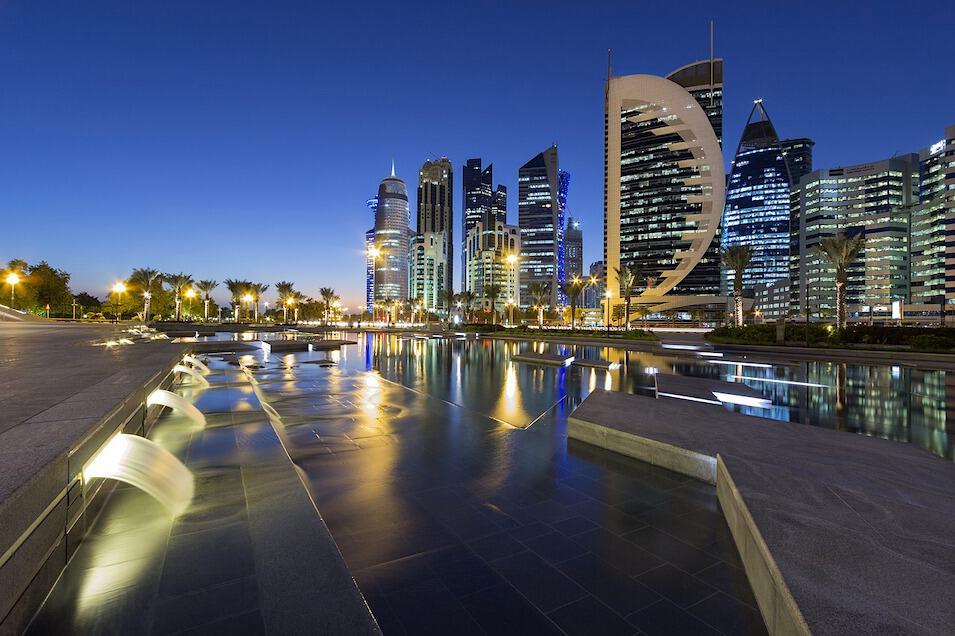 Hoteles de lujo en Doha