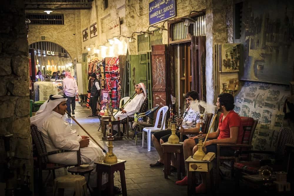 Personas árabes