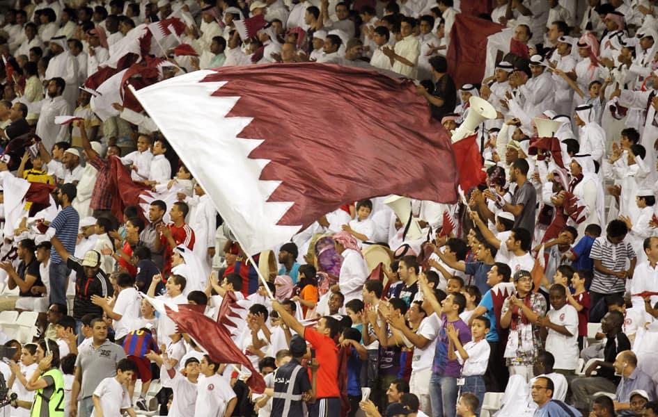Personas en Qatar