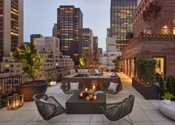Los mejores rooftops de Nueva York para disfrutar de tragos e increíbles vistas panorámicas