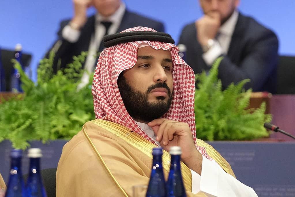 El príncipe heredero de Arabia Saudita, Mohammed bin Salman, es uno los jefes de estado más ricos.