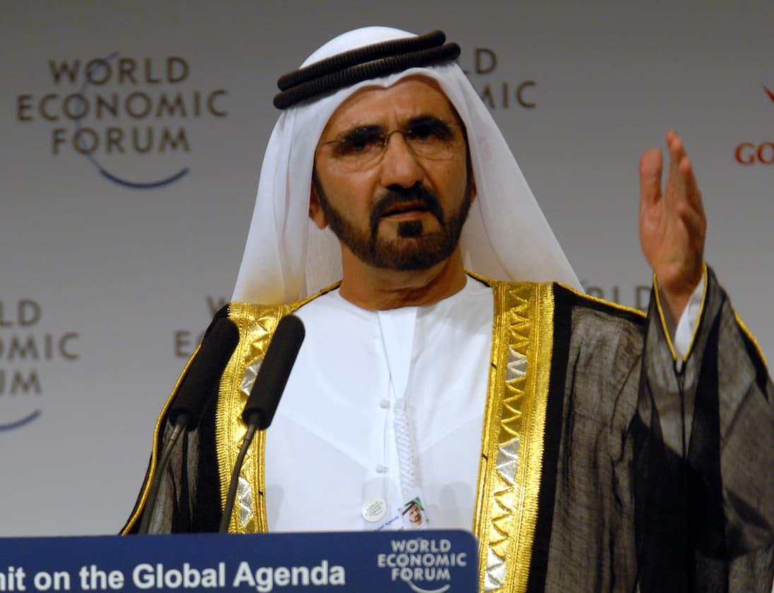 Mohamed bin Rashid Al Maktum