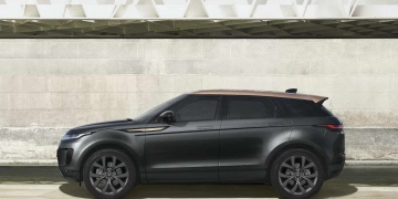 La nueva y elegante edición Bronze Collection y el deportivo P300 HST amplían la gama Range Rover Evoque