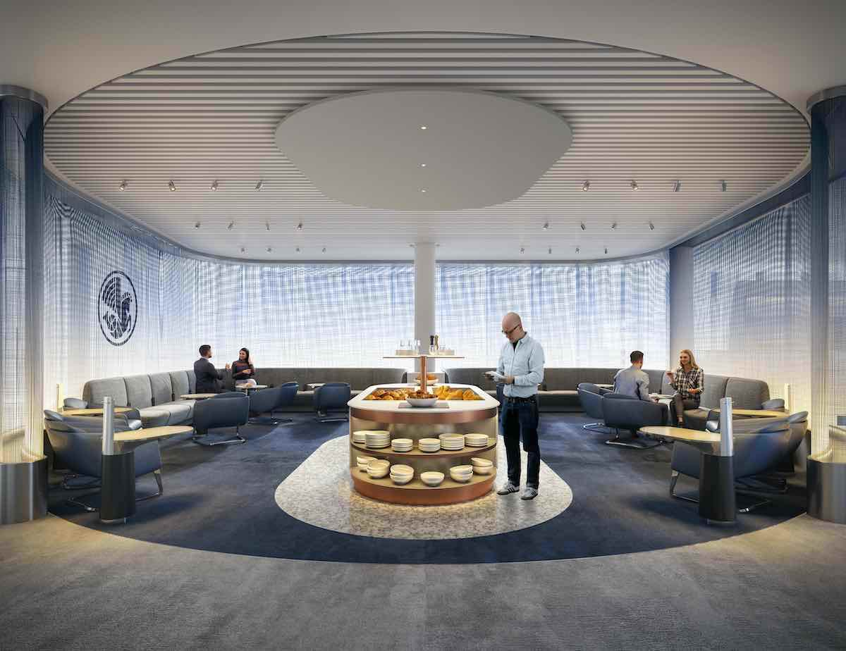 Air France estrena su nuevo lounge diseñado por Jouin Manku en la terminal 2F del aeropuerto París-Charles de Gaulle