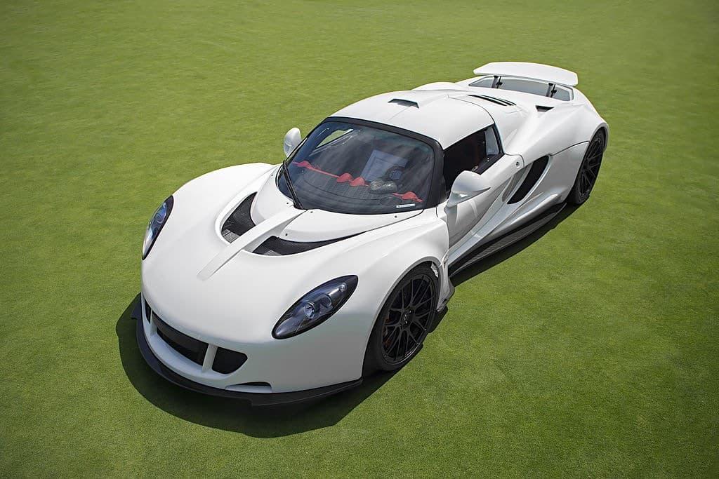 El bestial Venom GT, entró en el #5 de los superdeportivos más rápidos del mundo