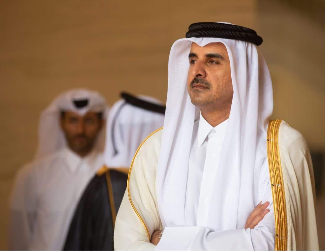 Jeque Tamim bin Hamad Al Thani | Las familias reales más ricas del mundo 2019