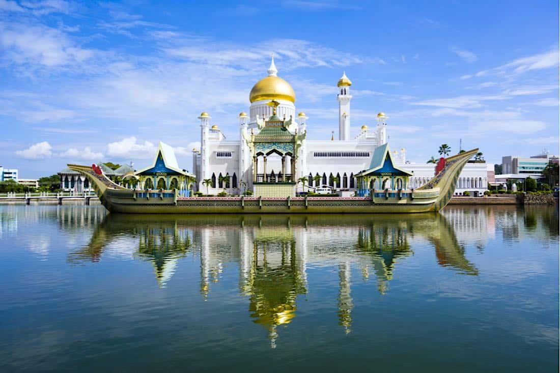 El Palacio de Nurul Iman, Brunéi