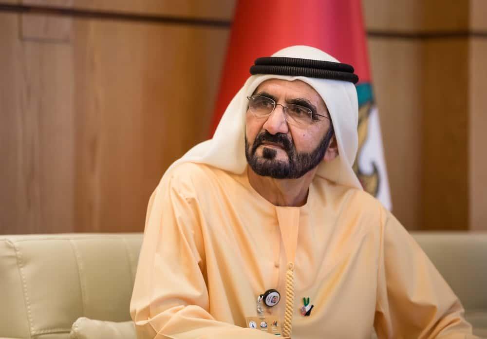 Mohamed bin Rashid Al Maktum | Las familias reales más ricas del mundo 2019