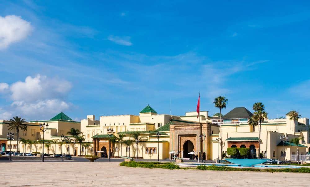 Palacio Real de Rabat, Marruecos