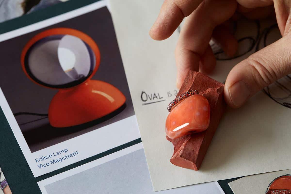 Armonie Minerali, la nueva colección de Pomellato