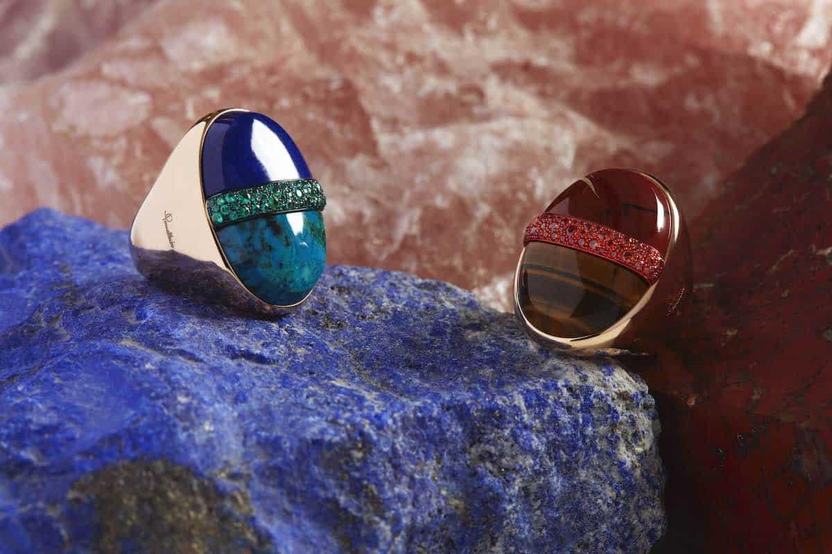 Armonie Minerali: Nuevas piedras preciosas, la belleza reinventada
