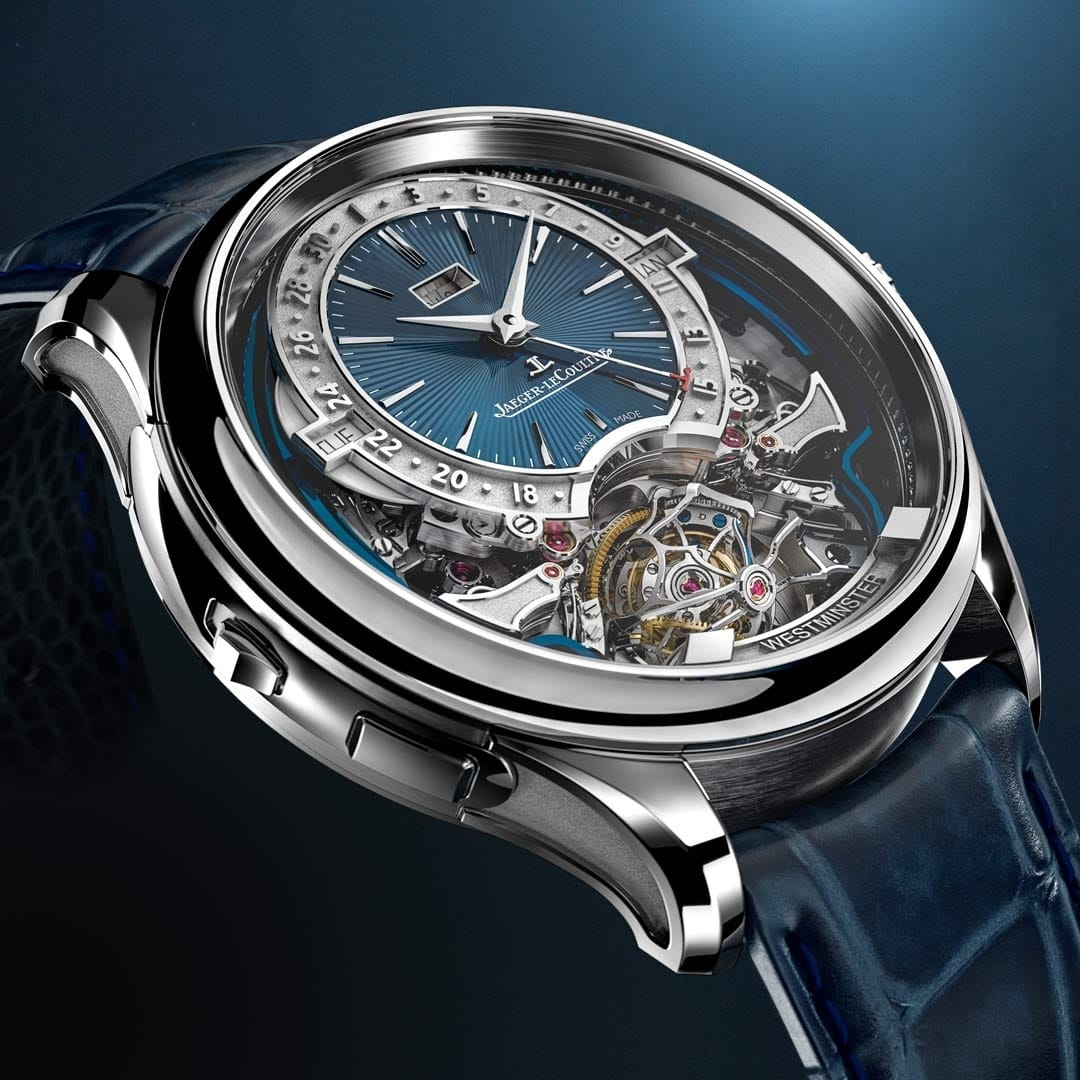 Jaeger-LeCoultre: Costosos relojes de pulsera que los puedes comprar hoy.