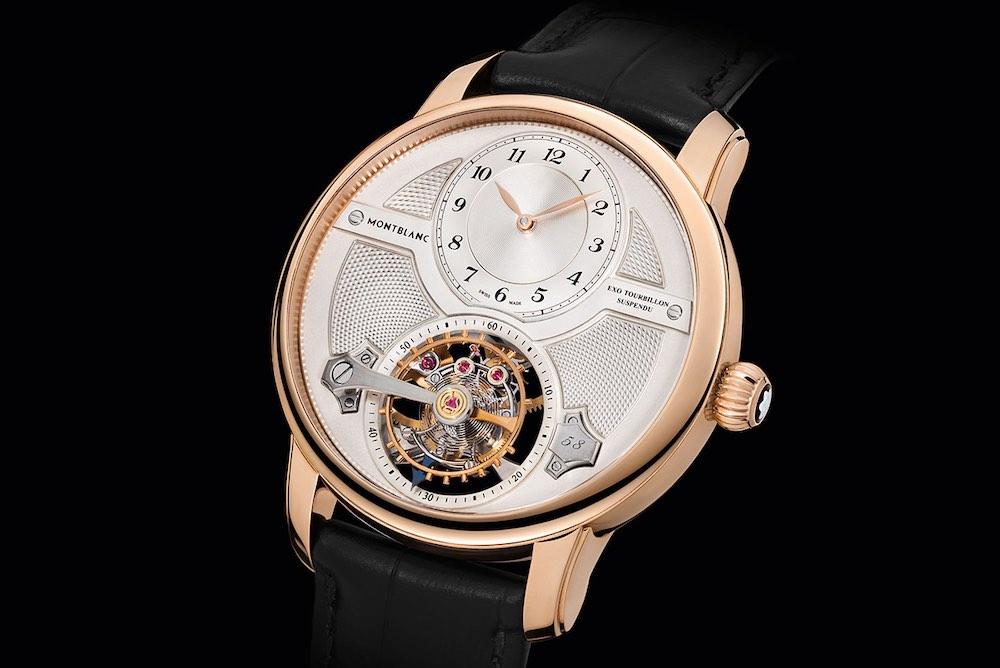 Montblanc Star Legacy: Costosos relojes de pulsera que los puedes comprar hoy.
