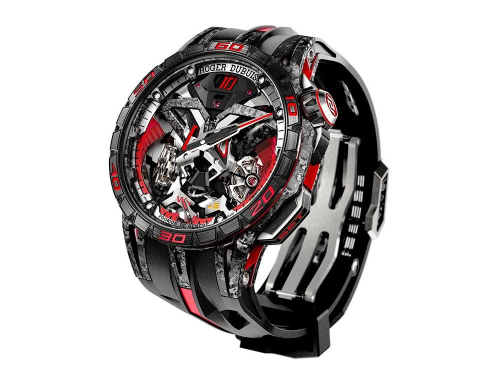 Roger Dubuis: Costosos relojes de pulsera que los puedes comprar hoy.