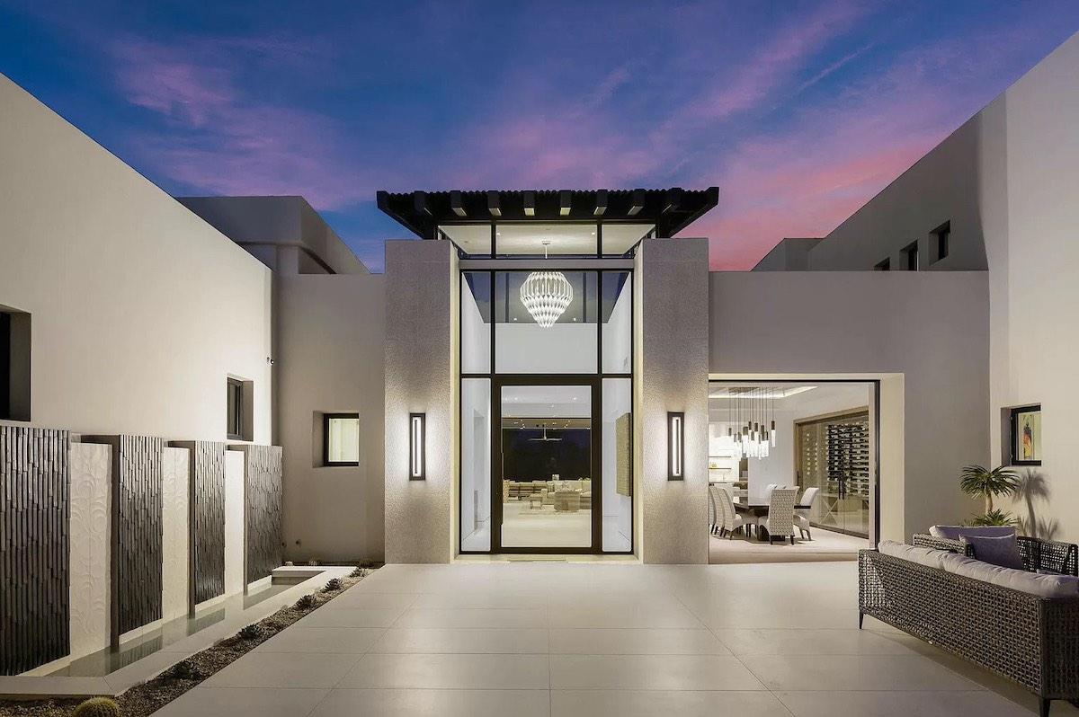 Esta espectacular mansión en La Quinta, California, puede ser tuya por $10 millones