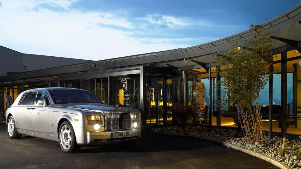 """Ultra lujoso """"Le Mirador Resort & Spa"""" - Relajarse en la exclusividad del lujo moderno de la Riviera Suiza"""