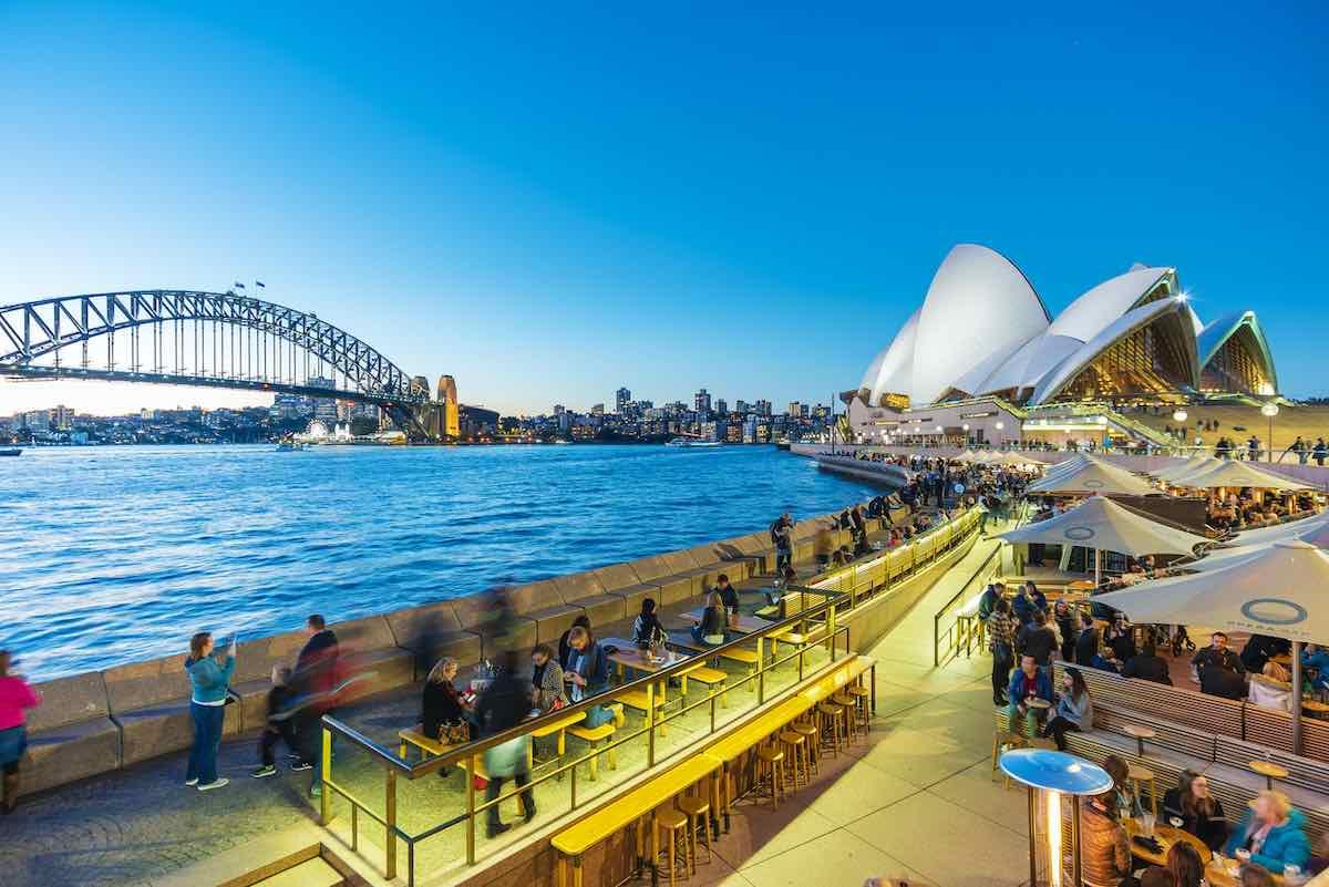 Sídney, Australia: Uno de los principales destinos para viajar en 2021.